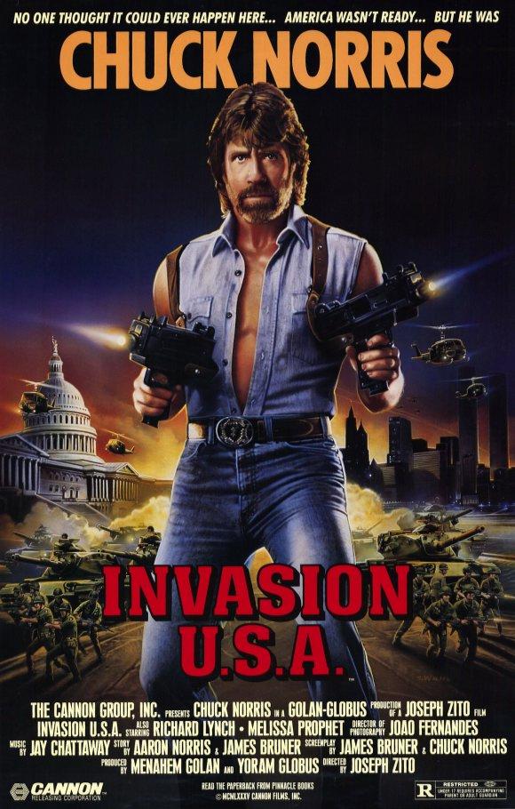 Invasion U S A   1985  A Invasion U.s.a. (1985)